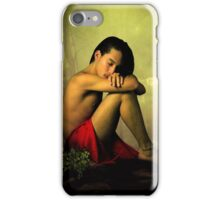 classic mysterious  iPhone Case/Skin