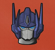 G1 Optimus Prime by vladmartin