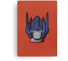 G1 Optimus Prime Canvas Print