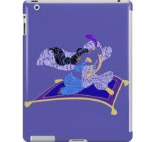 magic carpet iPad Case/Skin
