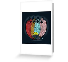 You can't take my soul!  Greeting Card