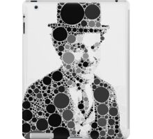 Bubble Art Charlie Chaplin iPad Case/Skin