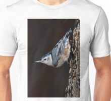 White-Breasted Nuthatch T-Shirt