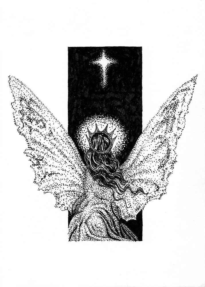 Angel and Star by Barnaby Edwards