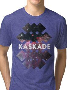 Kaskade Galaxy Black Tri-blend T-Shirt