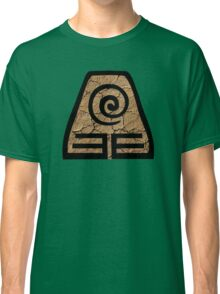Earthbending - Avatar the Last Airbender Classic T-Shirt