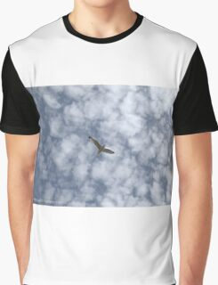 BIRD & SKY Graphic T-Shirt