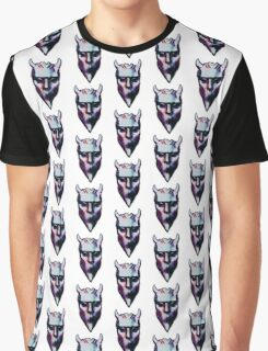 NAMELESS GHOUL - polyfab oil paint Graphic T-Shirt