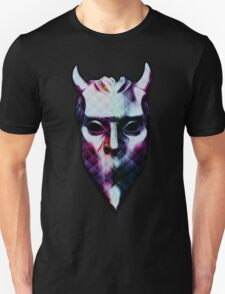 NAMELESS GHOUL - polyfab oil paint T-Shirt