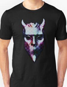 NAMELESS GHOUL - polyfab oil paint T-Shirt