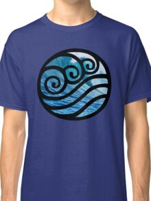 Waterbending - Avatar the Last Airbender Classic T-Shirt