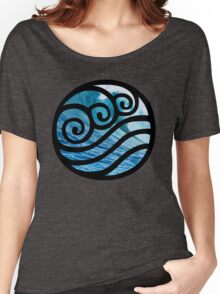 Waterbending - Avatar the Last Airbender Women's Relaxed Fit T-Shirt
