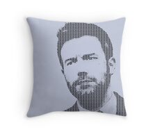 Going Batty Throw Pillow