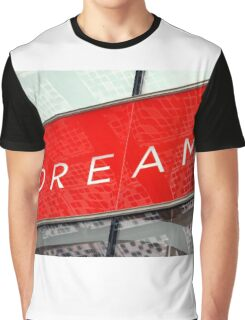 Dream Sign Graphic T-Shirt