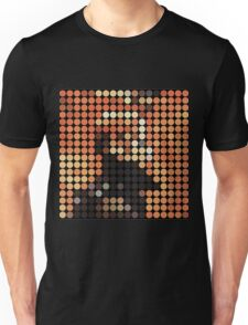 David Bowie, LOW, Benday Dots Unisex T-Shirt