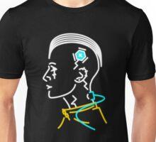 Cyber Neon Unisex T-Shirt