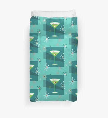 Creepy Cocktail Duvet Cover