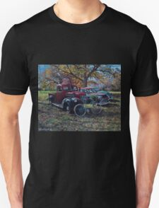 Vintage Sale, artist Lynn Garwood Unisex T-Shirt