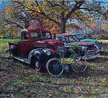 Vintage Sale, artist Lynn Garwood by Lynn Garwood