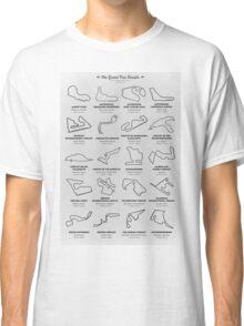 The Grand Prix Circuits Classic T-Shirt