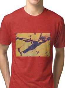 Rusty Yellow Tri-blend T-Shirt