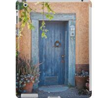 Elysian Grove Market Door iPad Case/Skin