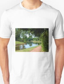 Croome, Tranquil Waters Unisex T-Shirt