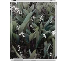 Lilies of the Valley Mindscape No 1 iPad Case/Skin