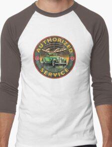 La Salle Cars Men's Baseball ¾ T-Shirt