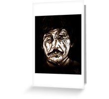 Killer Elite Greeting Card