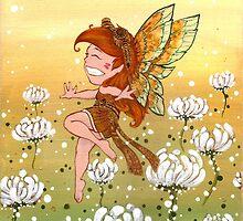 Fairy - Nadia by Saing Louis