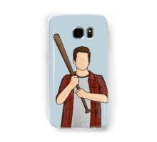 Stiles Stilinski / Dylan O'Brien / Teen Wolf / Baseball Bat Samsung Galaxy Case/Skin