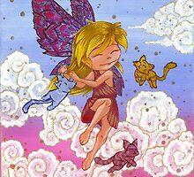 Fairy - Tiatia by Saing Louis