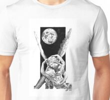 Cupid and Psyche Unisex T-Shirt