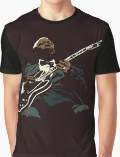 Spirit Of Blues Graphic T-Shirt