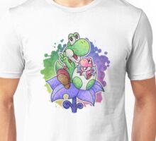 Yoshi and Baby Yoshi Unisex T-Shirt