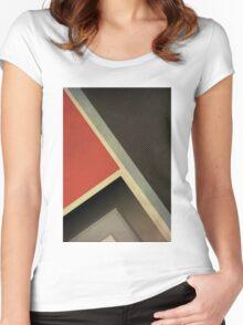 PJV/55 Women's Fitted Scoop T-Shirt