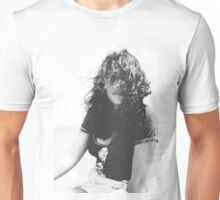 Hair Blowing In The Wind Unisex T-Shirt