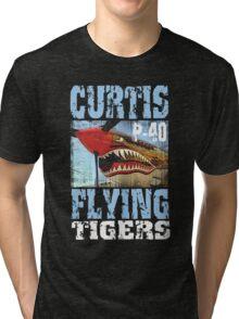 flying tigers Tri-blend T-Shirt