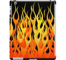 Hot Rod Racing Flames iPad Case/Skin