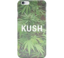 Weed Case Design #4 iPhone Case/Skin