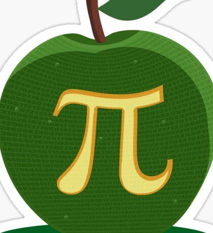 Apple Pi Sticker
