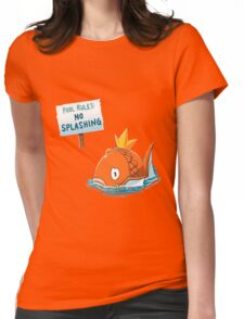 Pokemon - Magikarp - Pokemon Womens Fitted T-Shirt