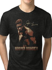 joe louis Tri-blend T-Shirt