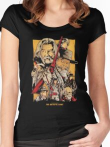 The Hateful eight by quentin tarantino movie Women's Fitted Scoop T-Shirt