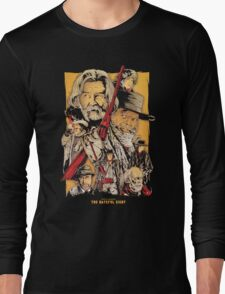 The Hateful eight by quentin tarantino movie Long Sleeve T-Shirt