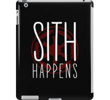 Sith Happens | Logo version iPad Case/Skin
