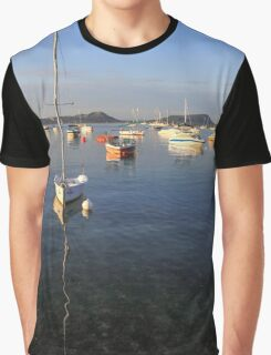 Becalmed Graphic T-Shirt