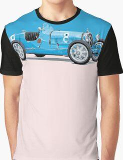 Bugatti Classic Vintage Graphic T-Shirt