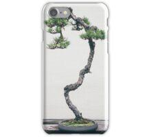 Literati Pine Bonsai iPhone Case/Skin